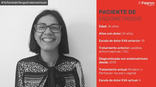 """Carmen, paciente con endometriosis: """"En menos de un mes he notado vitalidad y energía en mi vida"""""""